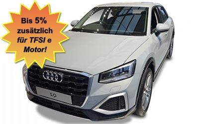 Audi Q2 Neuwagen mit Rabatt günstig kaufen