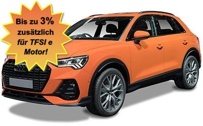 Audi Q3 Neuwagen mit Rabatt günstig kaufen