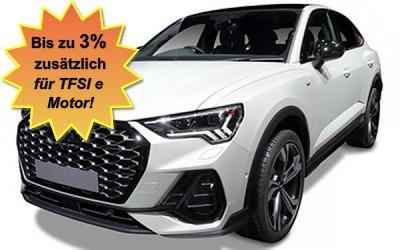 Audi Q3 Sportback Neuwagen mit Rabatt günstig kaufen