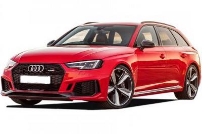 Audi RS4 Avant als Neuwagen günstig kaufen