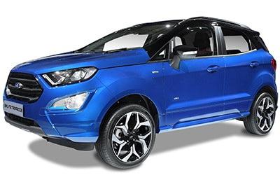 Ford EcoSport Neuwagen mit Rabatt günstig kaufen