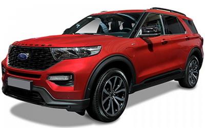 Ford Explorer Neuwagen-Rabatt