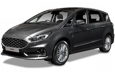 Ford S-Max Neuwagen mit Rabatt günstig kaufen