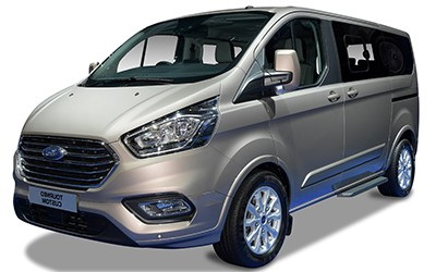Ford Tourneo Custom Neuwagen-Rabatt