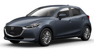 Mazda 2 als Neuwagen günstig kaufen