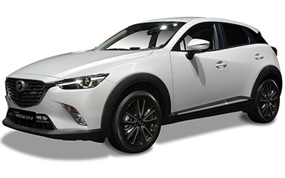 Mazda CX-3 als Neuwagen günstig kaufen