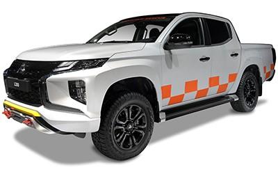 Mitsubishi L200 als Neuwagen günstig kaufen