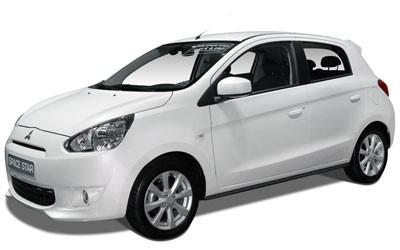 Mitsubishi Space Star als Neuwagen günstig kaufen
