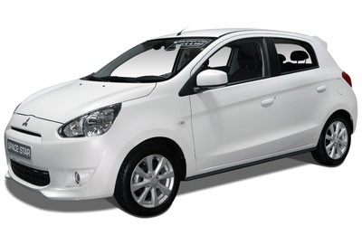 Mitsubishi Space Star Neuwagen-Rabatt