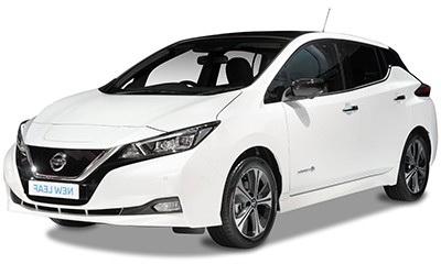 Nissan Leaf als Neuwagen günstig kaufen