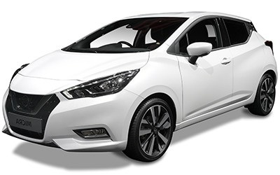Nissan Micra als Neuwagen günstig kaufen