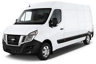 Nissan NV400 als Neuwagen günstig kaufen