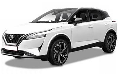 Nissan Qashqai als Neuwagen günstig kaufen