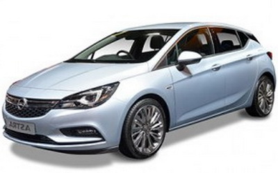 Opel Astra als Neuwagen günstig kaufen