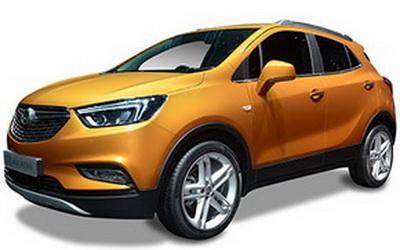 Opel Mokka X als Neuwagen günstig kaufen
