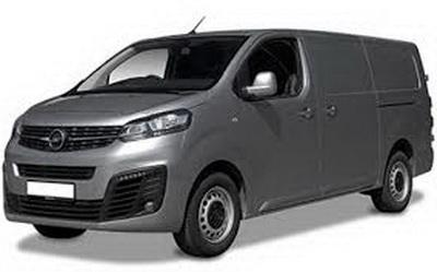 Opel Vivaro Cargo als Neuwagen günstig kaufen
