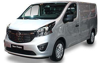 Opel Vivaro als Neuwagen günstig kaufen