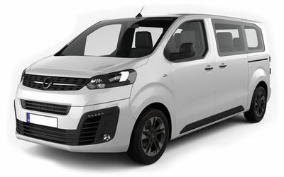 Opel Zafira Life als Neuwagen günstig kaufen