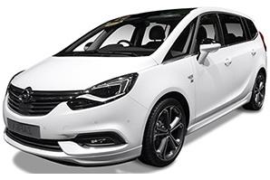 Opel Zafira als Neuwagen günstig kaufen