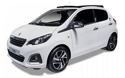 Peugeot 108 Neuwagen mit Rabatt günstig kaufen