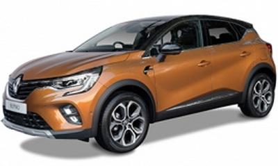 Renault Captur Neuwagen-Rabatt