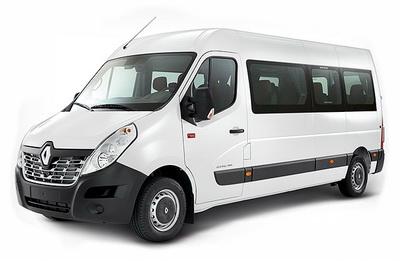 Renault Master Kombi als Neuwagen günstig kaufen