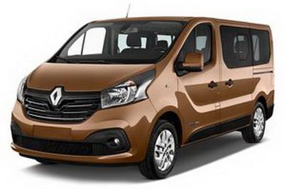 Renault Trafic Kombi Neuwagen mit Rabatt günstig kaufen