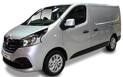 Renault Trafic Kasten Neuwagen-Rabatt