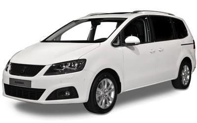 Seat Alhambra Neuwagen mit Rabatt günstig kaufen