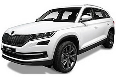 Skoda Kodiaq Style als Neuwagen günstig kaufen