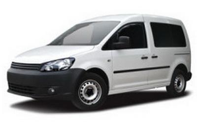 VW Caddy Neuwagen-Rabatt
