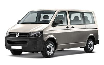 VW Caravelle als Neuwagen günstig kaufen