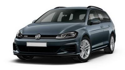 VW Golf Variant R als Neuwagen günstig kaufen