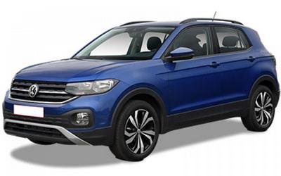 VW T-Cross Neuwagen mit Rabatt günstig kaufen