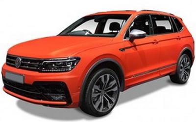 VW Tiguan  Allspace Neuwagen-Rabatt