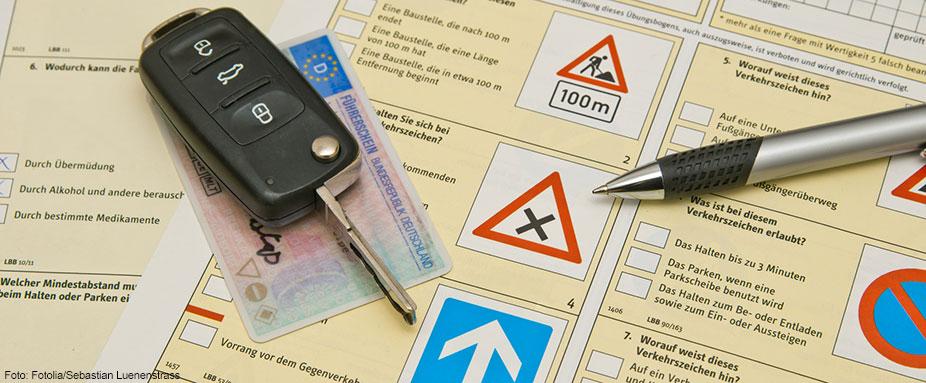 Junge Fahrer / Führerscheinneulinge